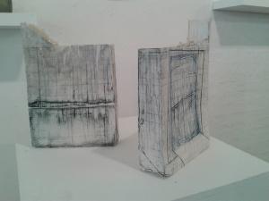 Celia David's delicate slip castings