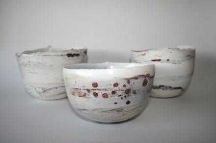 3 small vessels