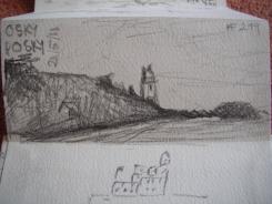 Drwing left in Art book at Litle Molunan